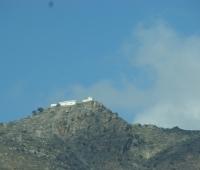 Haus auf Berg