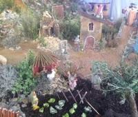 Krippe in Garrucha