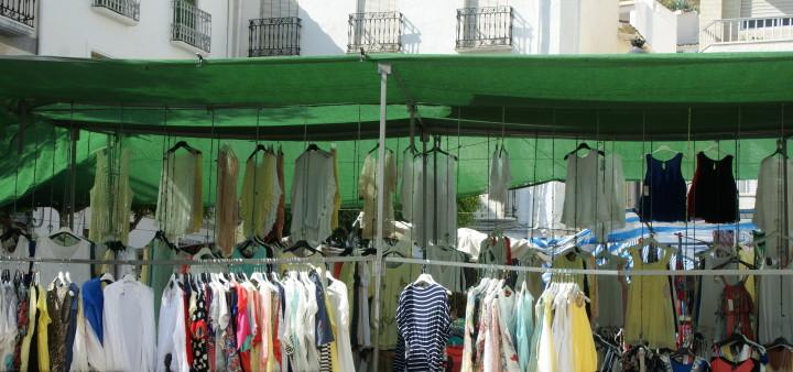 Kleidung kaufen in Andalusien