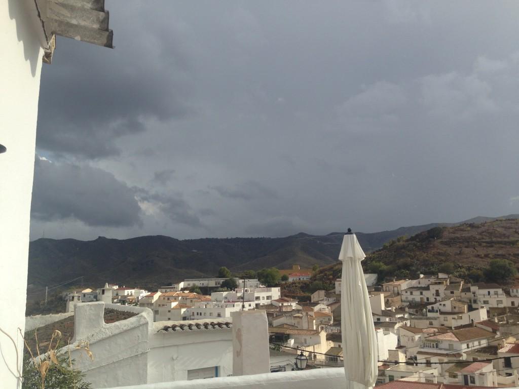 Regentage in Andalusien - Wenn die Gota fria zuschlägt