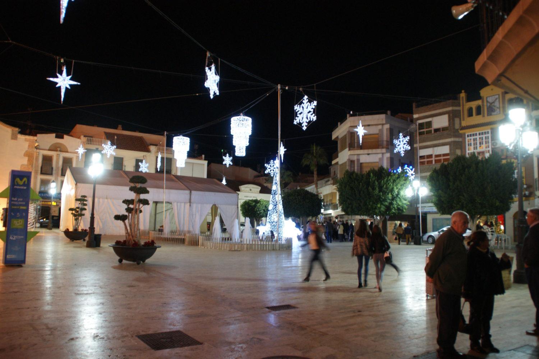 Weihnachten unter Palmen