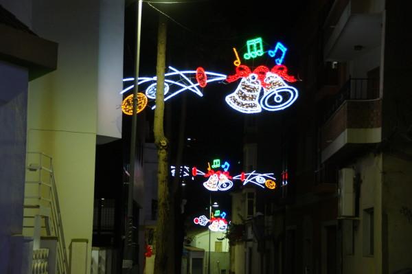 Weihnachtslotterie in Spanien