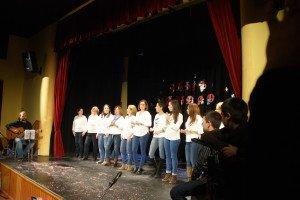 Letzter Schultag - die Lehrer singen