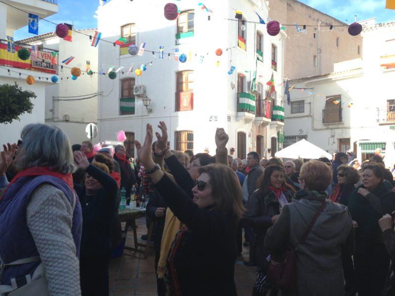 Urlaub in Andalusien und die Fiesta kann kommen