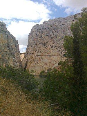 El Caminito del Rey – der wohl gefährlichste Wanderweg der Welt