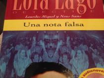 Lola Lago – Una nota falsa – spanische Literatur für Anfänger