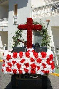 Cruz de Mayo 2015 Lubrin