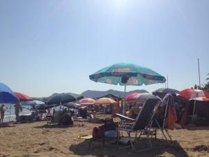 Der Hochsommer in Andalusien