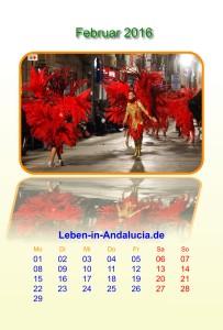 Fotokalender Andalusien 2016 – Familienkalender Andalusien 2016 Ein Geschenk für euch!