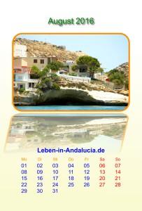 Fotokalender Andalusien 2016