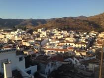 Lubrin ist ein typisches Bergdorf in Andalusien