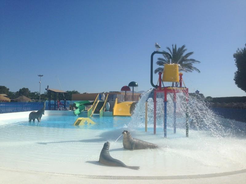 Aquapark Vera, Andalusien Urlaub,
