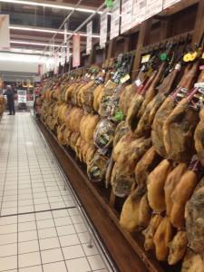 Jamón Serrano – das Grundnahrungsmittel in Spanien und die Unterschiede