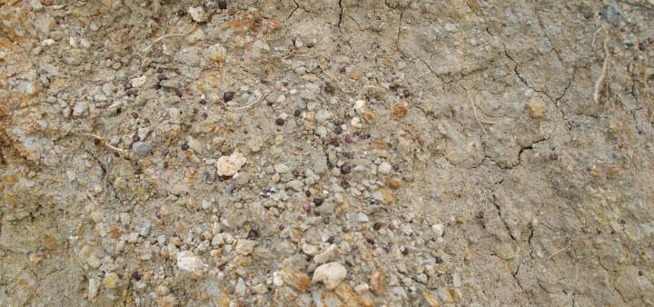 Edelsteine, Rambla de los Granadillos, Andalusien