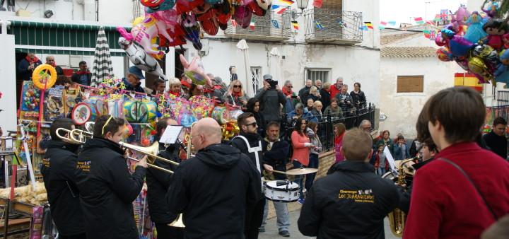 Fiesta del Pan, Andalusien