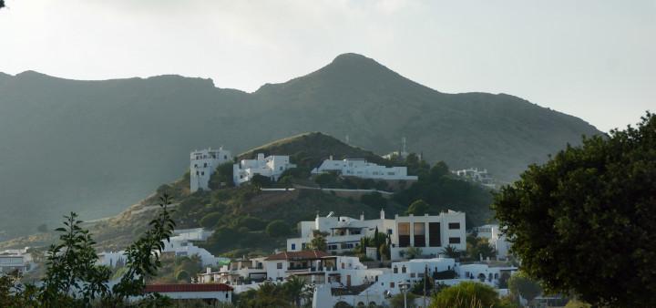 Las Negras, Andalusien