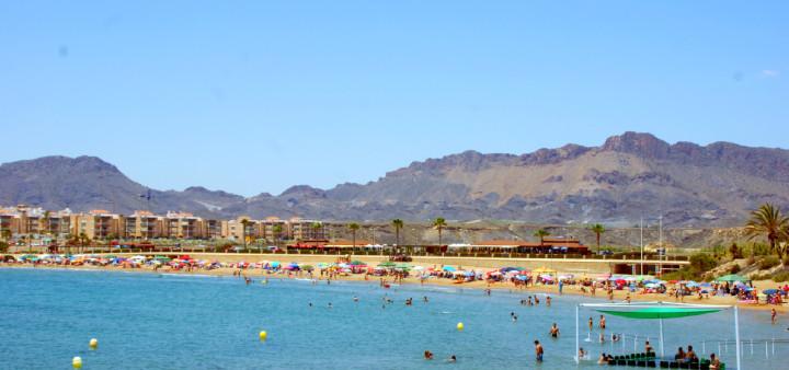 Playa Pichirichi, Andalusien