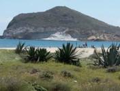 Strände in Andalusien: Playa de los Genoveses
