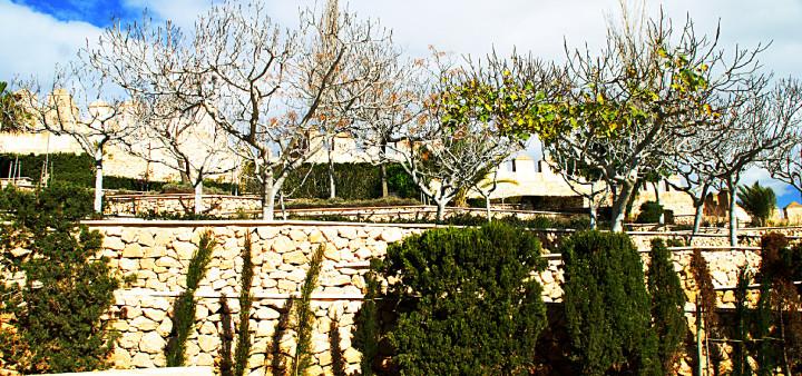 Gärten Alcazaba Almeria
