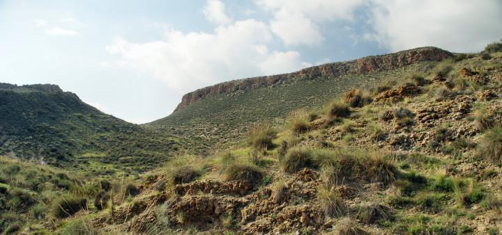 Caldera, Vulkan Nijar, Rambla de las Granadillas, Ausflugsziele Almeria