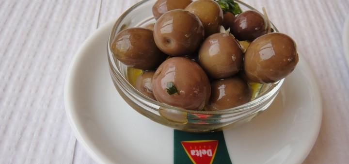 Oliven, tapas