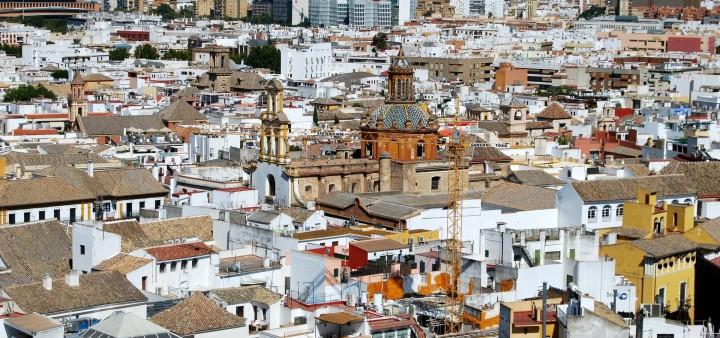 Sevilla Stadt