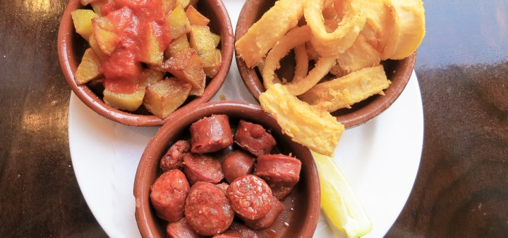 Tapas, Chorizo