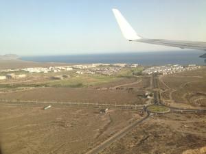Flughafen in Andalusien