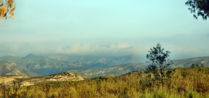 Urlaub in Andalusien, Sorbas