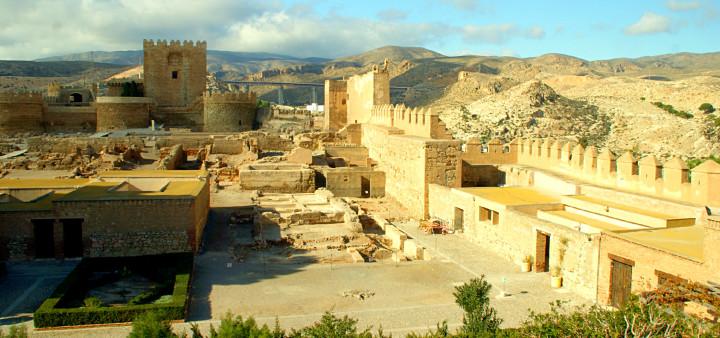 Ausgrabungen Alcazaba Almeria