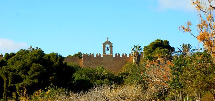 Kapelle Alcazaba Almeria