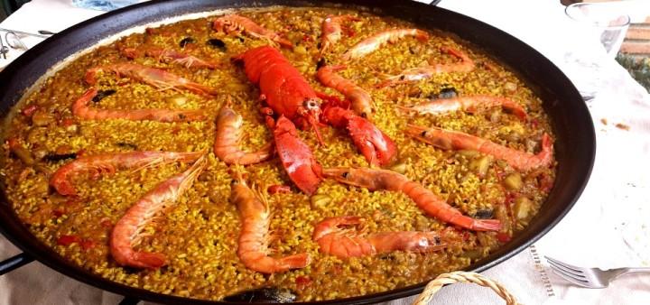 Paella so wird sie gemacht reisetipps rund um andalusien for Comida mas famosa de francia