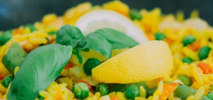 Paella vegetarisch