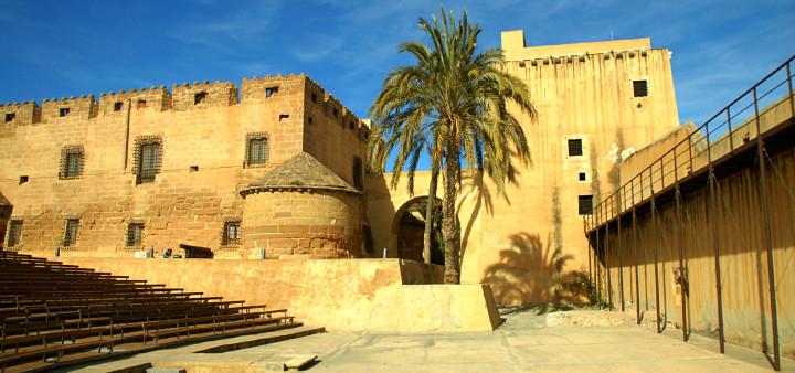 Castillo Cuevas del Almanzora