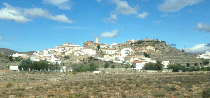Urlaub in Andalusien in einem ruhigen Bergdorf