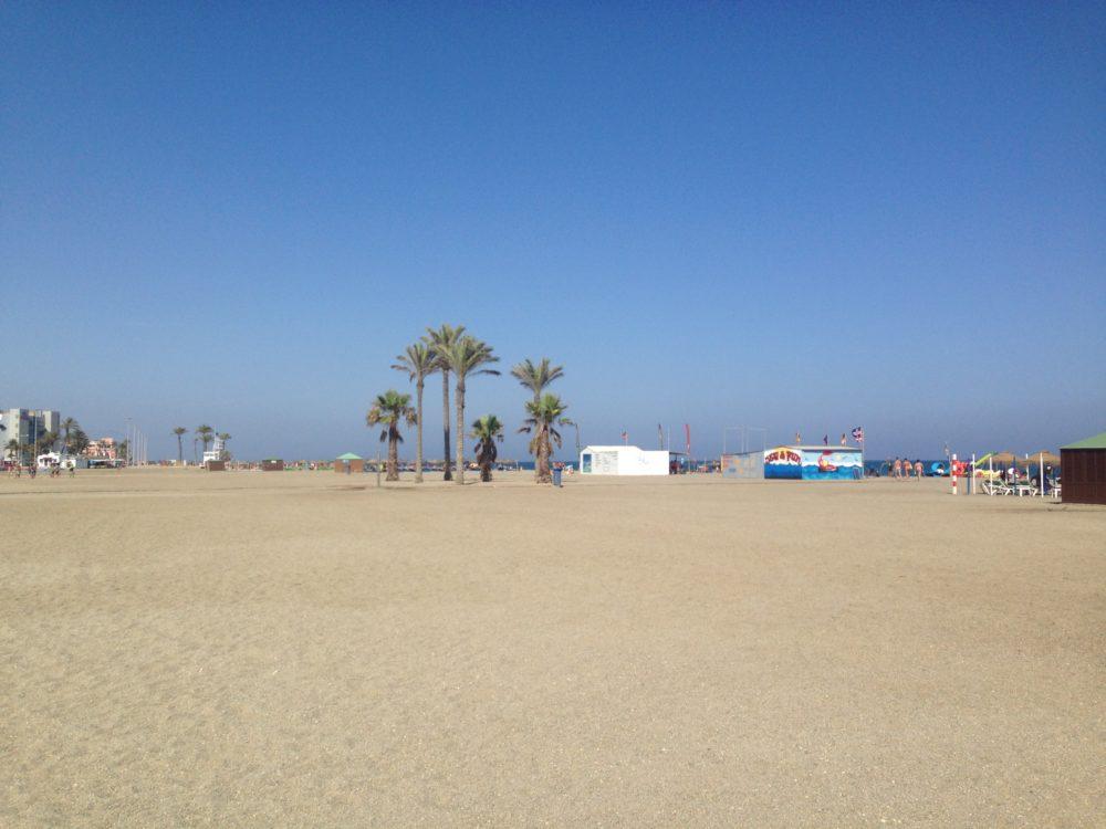Essen und Trinken am Playa La Serena