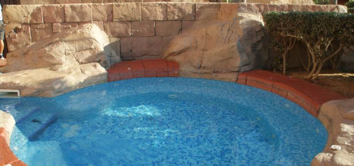 Roquetas de Mar Playa Luna Whirlpool