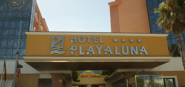 Roquetas de Mar Playa Luna Hotel