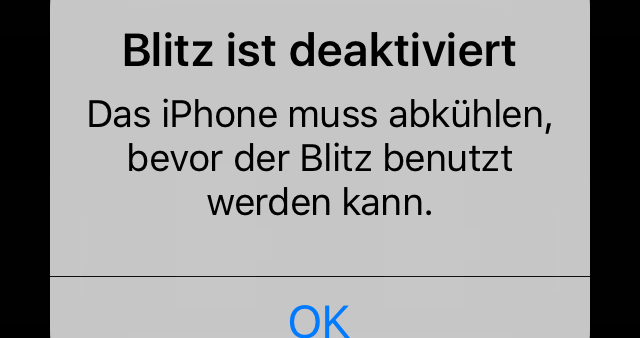 iPhone kaputt