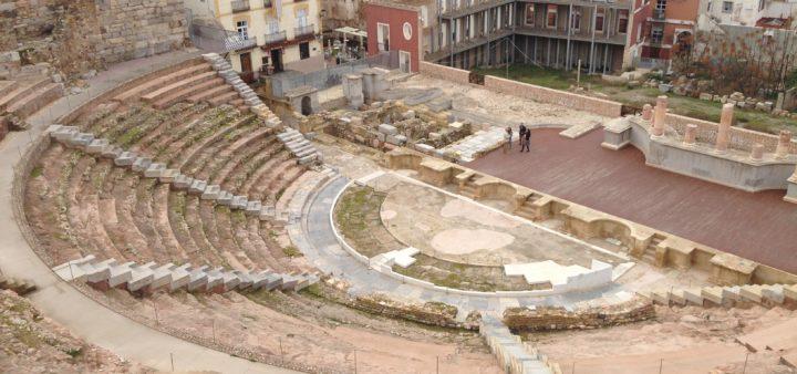 Römisches Theater Cartagena