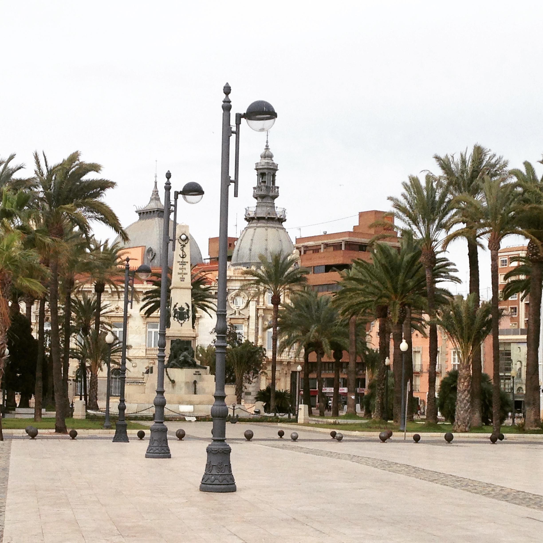 Cartagena, Monumento