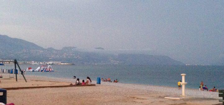 Strand von Albir