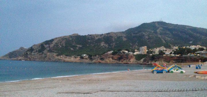 Strände der Costa de Almeria