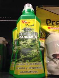 Dünger für Cannabis
