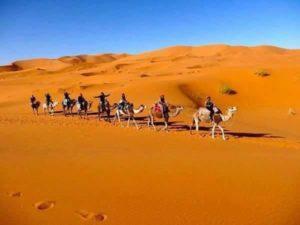 Warst du schon in Marokko?