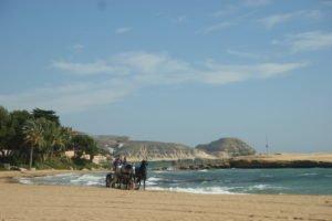 Mit dem Auto nach Andalusien