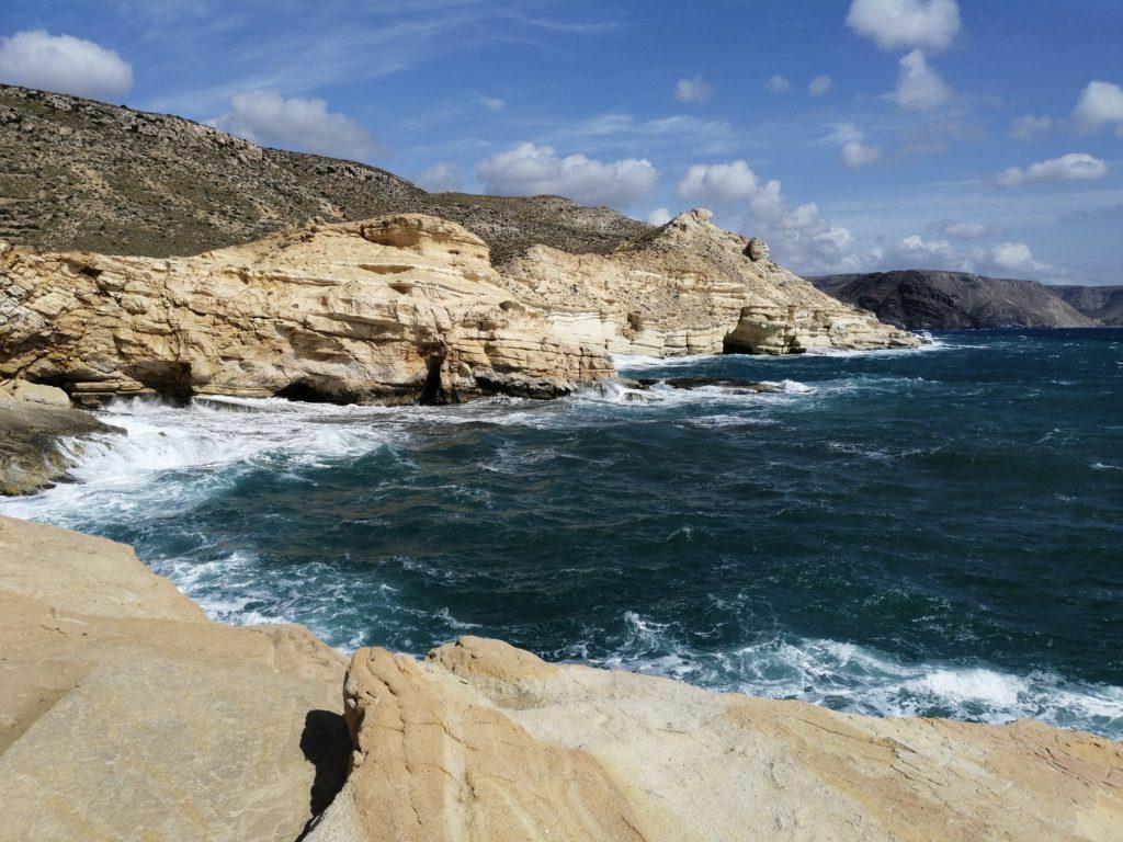 Playazo Rodalquilar im Naturpark Cabo de Gata