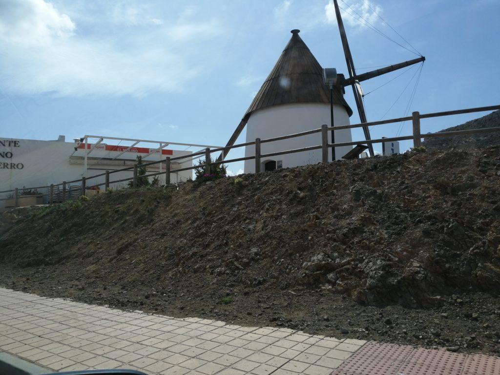 Mühle in Las Negras