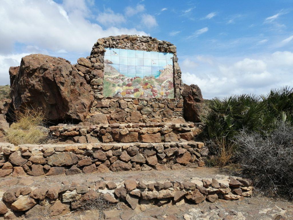 Mirador La Amatista, Cabo de Gata