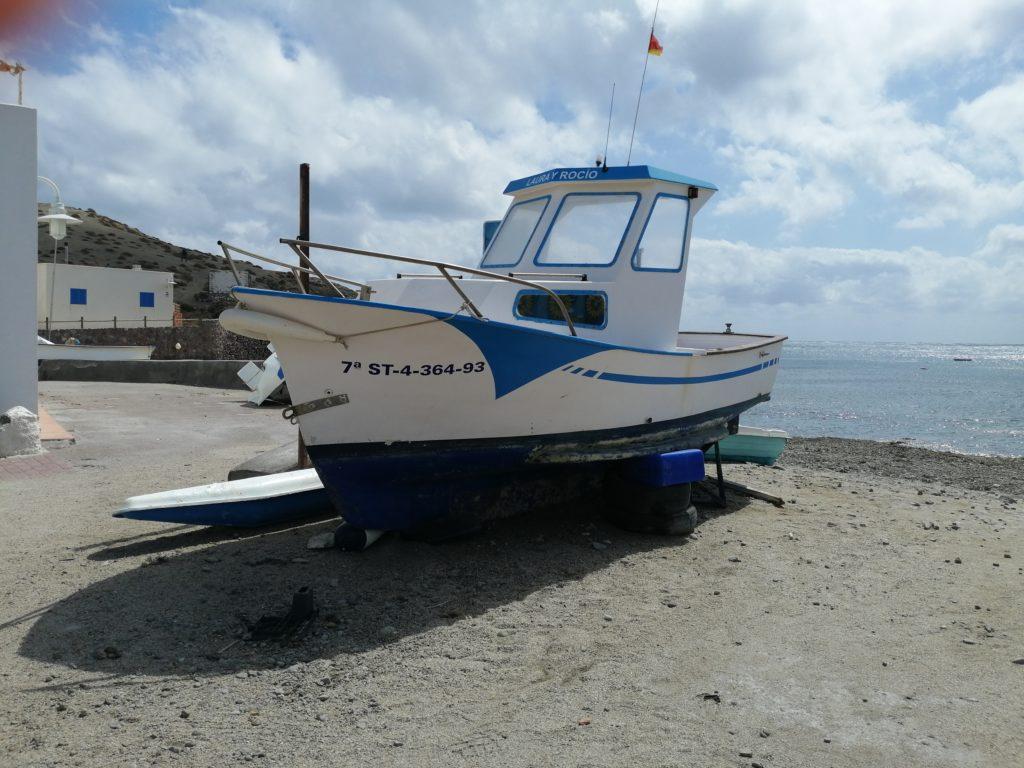 La Isleta del Moro im Naturschutzgebiet Cabo de Gata